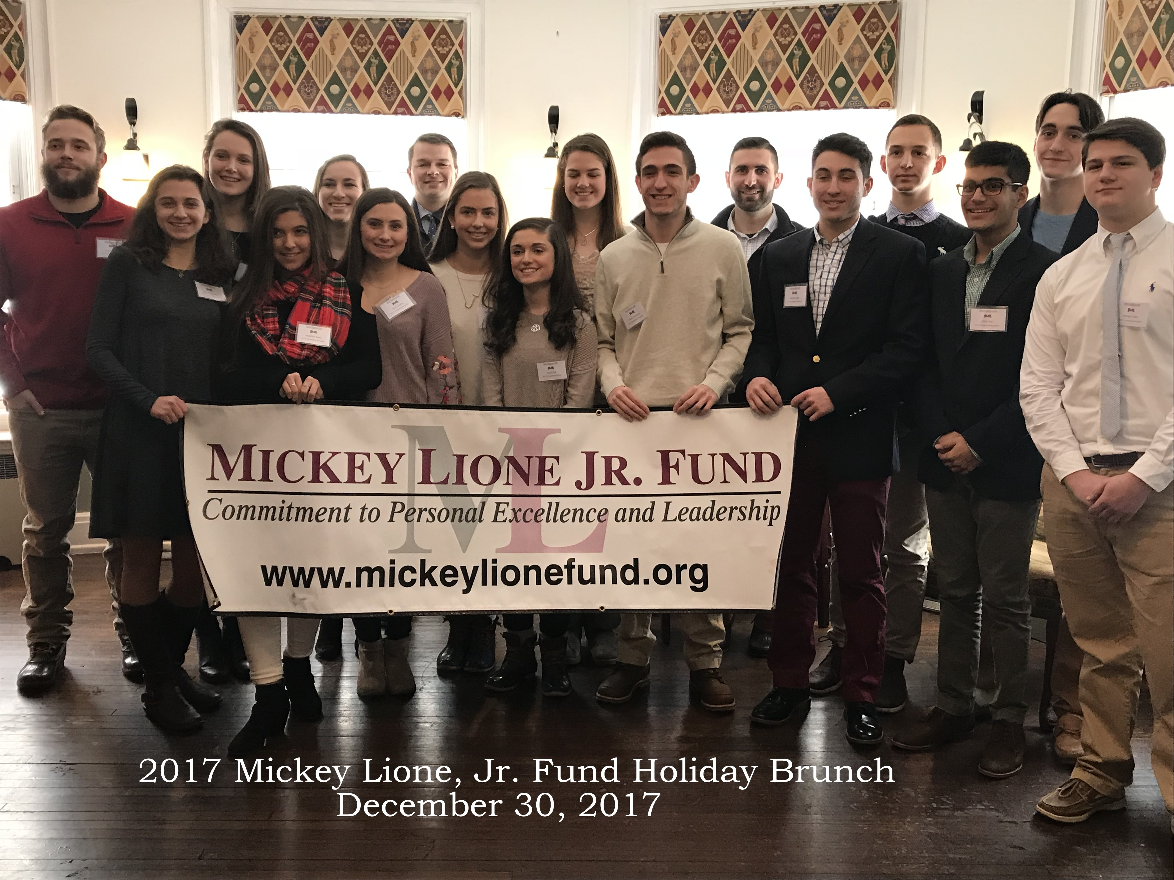 2017 MLJF Holiday Brunch Photo 12.30.17